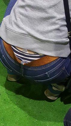 Panty Slip, Sexy Jeans, Japanese Girl, Divas, Eye Candy, America, Travel, Fashion, Underwear