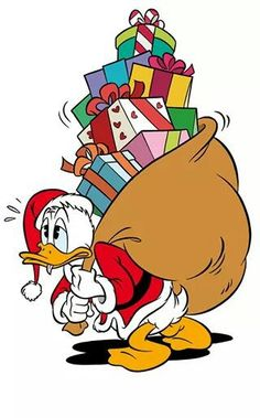 Donald Duck, Christmas