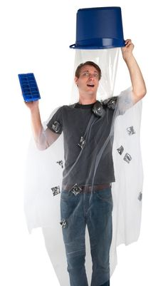 There's Already An Ice Bucket Challenge Halloween Costume