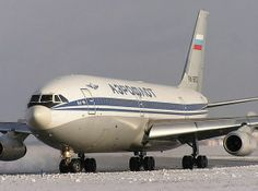 """Meet """"Russian Boeing"""": IL-86 and IL-96 used to be the most popular and very safe airplanes on the territory of USSR and post-soviet Russia"""