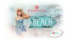 ".Russkajas Beauty.: Preview - Essence TE ""The Beach House"""