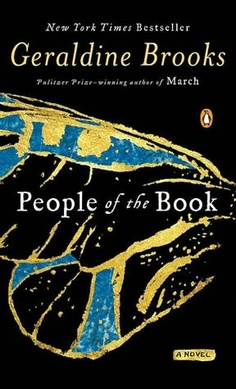 Betsy Williams's favorite: Part mystery, part historical--about the history and disappearance of an ancient book and all the owners of it.