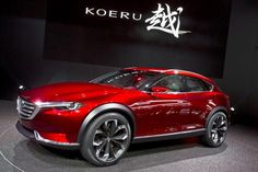 Exclusive: Mazda to premiere new crossover SUV in China- Nikkei Asian Review