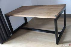 stół kuchenny jadalniany drewniany dębowy handma Wrocław