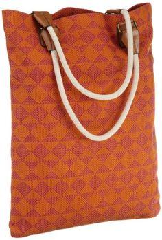 Echo Design Women's Diamond Woven Beach Bag