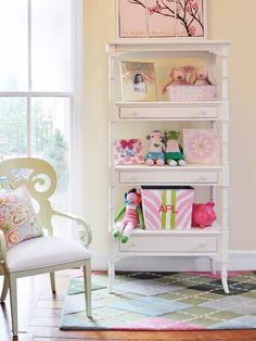 Eclectic Kids-rooms from Susie Fougerousse on HGTV