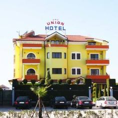 Hotel-Union-Kamez-Tirana-front-view http://hotelunion.al/hotel/location-2/