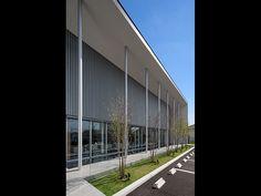 こがひさお眼科クリニック | 松山建築設計室 | 医院・クリニック・病院の設計、産科婦人科の設計、住宅の設計