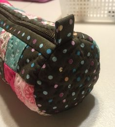 An example of  sewing a few simple  pencil cases ,  cosmetic bags, purses  in a  patchwork  technique.  How to Sew Photo Sewing Tutorial.  ...