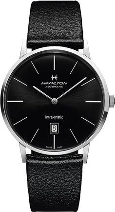 H38755731, , Hamilton intra-matic auto watch, mens