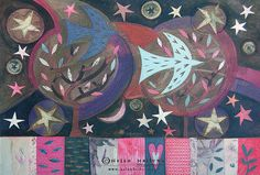 Together Again by HelenHallows on Etsy