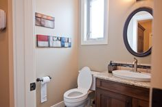 Bathroom Custom Builders, Custom Homes, Bathrooms, Mirror, Furniture, Home Decor, Decoration Home, Bathroom, Room Decor