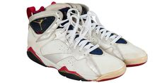 Michael Jordan's Nikes From the '92 Olympics Dream Team Are Up For Auction