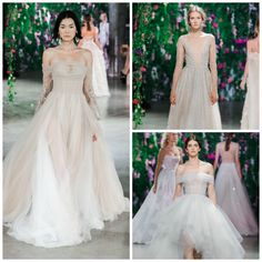 This is Why We Completely Love Winter Wedding Dresses