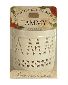 Candlelit Names 001850211 Tammy Votive Candles ** Visit the image link more details.