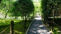 promenade and stroll gardens