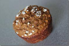 healthy high protein & fiber pumpkin muffins  Ingredients: can pumpkin, applesauce; egg whites, protein powder, oatmeal, baking powder, baking soda, pumpkin pie spice, cinnamon, sweetener (stevia)