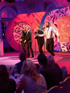 Boyzone perform - The four-piece boyband performed their brand new track to a delighted audience, and slipped in their classic Picture of You at the end.