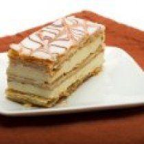 Receta De Pasta De Hojaldre | ... va relleno de crema pastelera entre tiras de pasta de hojaldre