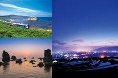 優雅なスイート列車で巡る東日本の旅(Saori Masuda)