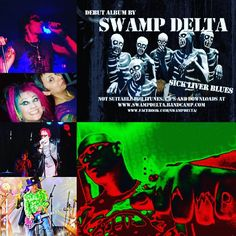 #swampdelta #crazyhead #gayebykersonacid #sickliverblues http://ift.tt/21NVwts