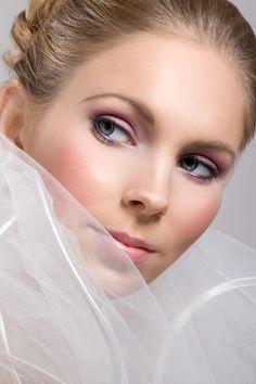 Bruidsmake-up naturel