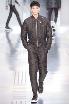 Louis Vuitton Fall 2015 Menswear Fashion Show