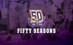 MINNESOTA VIKINGS | Minnesota Vikings Celebrate 50 Seasons of Greatness with a brand new ...