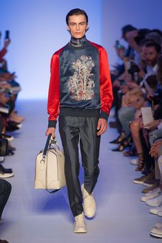 Louis Vuitton Spring Summer Primavera Verano 2016 Collection #Menswear #Trends #Tendencias #Moda Hombre - Paris Fashion Week - D.P.