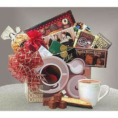 Too Young/Old Coffee Gift Basket : Coffee Gift Baskets