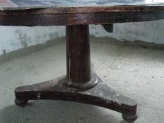 Love this table which was my Grandmothers.