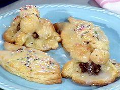 Fig-Stuffed Cookies: Cuccidati Italian recipe from Sweet Dreams via Food Network