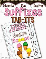 Prefixes, Suffixes and a FREEBIE!