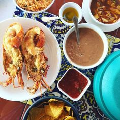 Along Baja California's Culinary Route - just some of the options available!