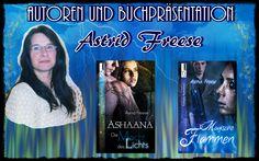 Leserattes Bücherwelt: [Autoren und Buchpräsentation] Astrid Freese