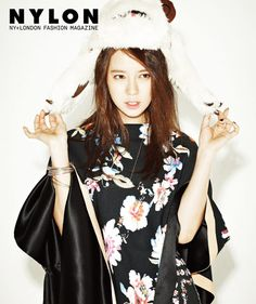 Song Ji Hyo's Nylon pictorials revealed