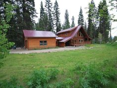 McCall, ID- 3/2 cabin, good kitchen, good couches, 1 Cal King, 1 Q, T/F bunk beds, hot tub, fire pit, covered deck, nice!! $159/night-$200/night, $1043/wk-$1323/wk.