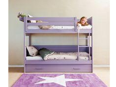 habitacin infantil con literas armario y escritorio ideas baby pinterest