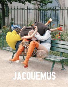 PrêtàLiker : la campagne sens dessus dessous de Jacquemus