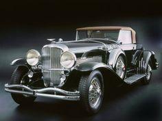 1933 Duesenberg SJ                                                                                                                                                                                 Más