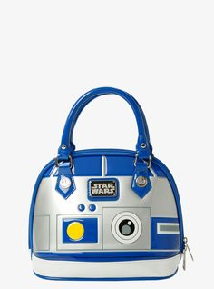 Star Wars R2D2 Bag From the Plus Size Fashion Community at www.VintageandCurvy.com