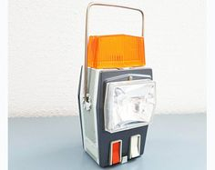 Image result for 1980s signal lamp/flashlight/lamp