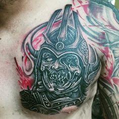 Tattoo stage 6