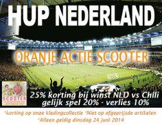 #WK ACTIE #ned #chi