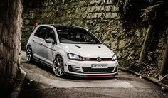 Hong Kong tuning specialist Revozport options for the Golf 7 model. The RAZOR 7
