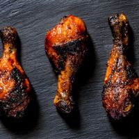 Sticky Sriracha Drumsticks | Peaches PleasePeaches Please