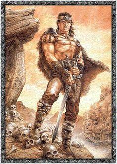 Helmod: o mensageiro dos deuses nórdicos.Helmod era filho do grande Odin e cumpria a nobre missão de  carregar as almas dos mortos para o submundo, além de ser o oficial mensageiro dos deuses.