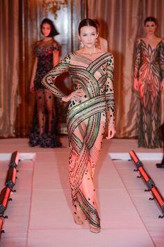 Yulia Yanina Haute couture spring-summer 2013❤