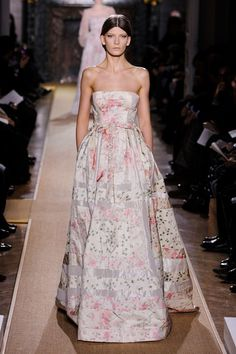Valentino - Spring, 2012 couture