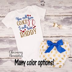 fca8d8f4f3c2b7 42 Best Baseball Outfits for Baby and Toddler Girls images in 2019